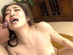 Nasty japanese slit toying