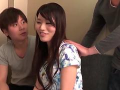 Nana Nakamura Gets A Bunch Of Dicks To Satisfy Her Needs