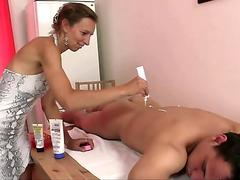Wife cums on her vibrator