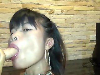 Hot Mature Cougars Deauxma & Brooke Tyler Fuck Double Dildo!
