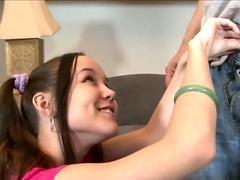 Step parent pummels asian Daughter