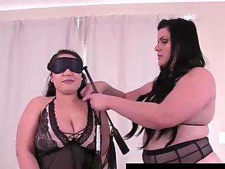obese Latina Angelina Castro Punishes huge super-sexy Veronica!