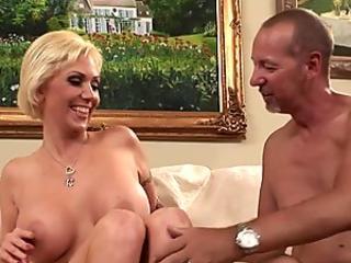 Cock sucking milf plowed