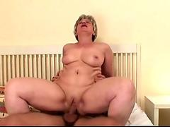 masturbation with glass vibrator