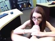 Big fat chubby granny xxx Jenny Gets Her Ass Pounded At The Pawn Shop