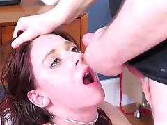 Spreading legs and pussy as sexy gymnast