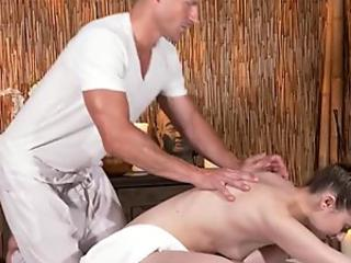 Exotic Rebecca Linares assfucked hard doggyway and gets creamy facial cumblow