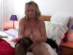 Sloppy suction and real amateur anal for adorable twink man