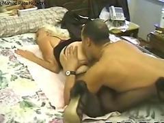 Mature granny enjoys raw sex