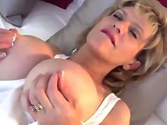 Beautiful masseuse fucked