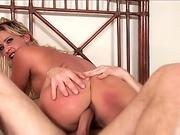 Threesome Fuck With Horny Babes Katy Rose And Cindy Shine
