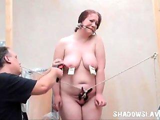 Nyssa Nevers BDSM Punishment - Because I Tease The Boys