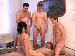 Horny Brysen (Bends, Noah) Over And Gives Him A Hard Bareback Pounding - Sean Cody