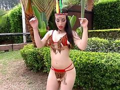 Natalia Indian Princess
