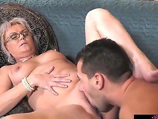 Granny Elvira gets back at John Price making him want her more