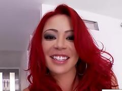34DD Latina MILF gets the dicking of a lifetime
