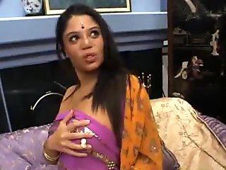 Stripped Indian Honey Cock Sucks