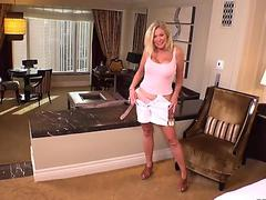 buxom super-fucking-hot blonde cougar fucks point of view