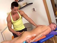 Sexy homosexual massage videos