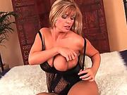 Cute Blonde Summer Daniels Takes A Hard Cock In Her Tiny Little Butthole!