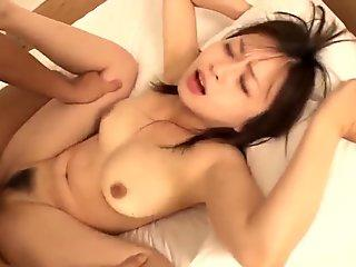 Skillful cock sucking session