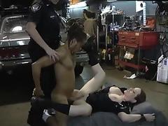 Big tit milf sex and seduce Chop Shop Owner Gets Shut Down