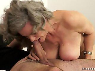 Step dad fucks his slutty step daughter