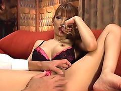 Smoking Hot MILF Gets Her Ass Fucked